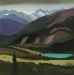 towards-grizzly-lake-24X24-2011-Stephen Lowe-sold